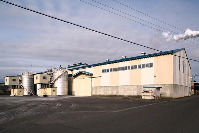 株式会社エフ・オー・テック北海道工場